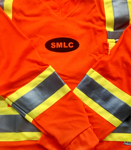 SMLC Safety Shirt